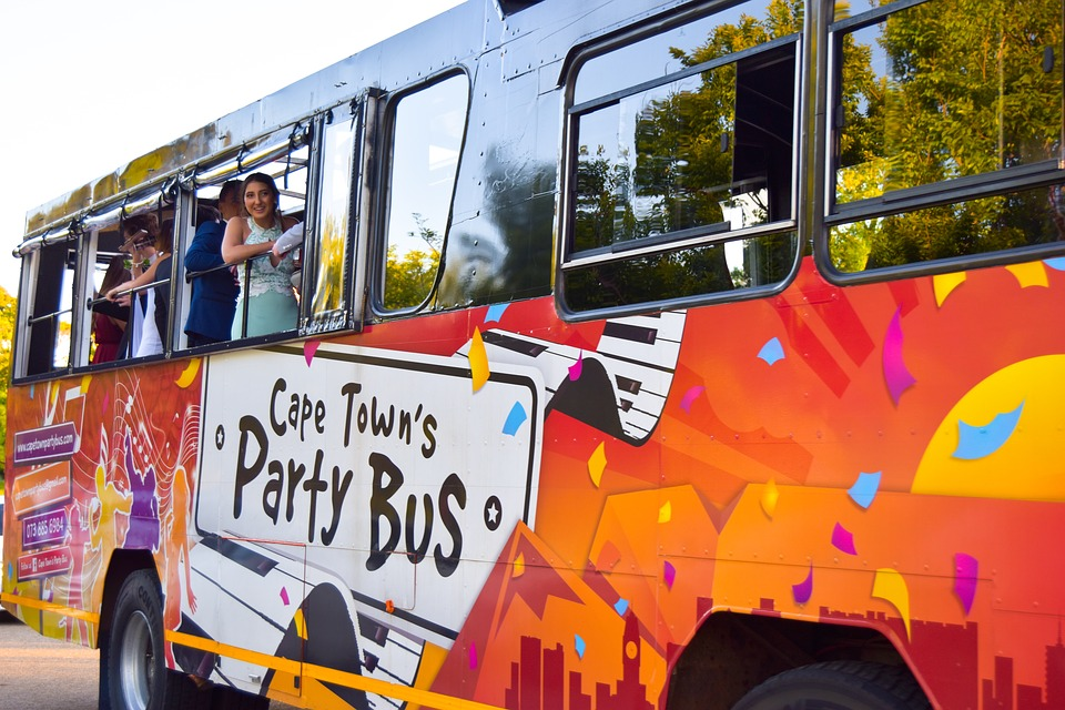Tips About Party Bus